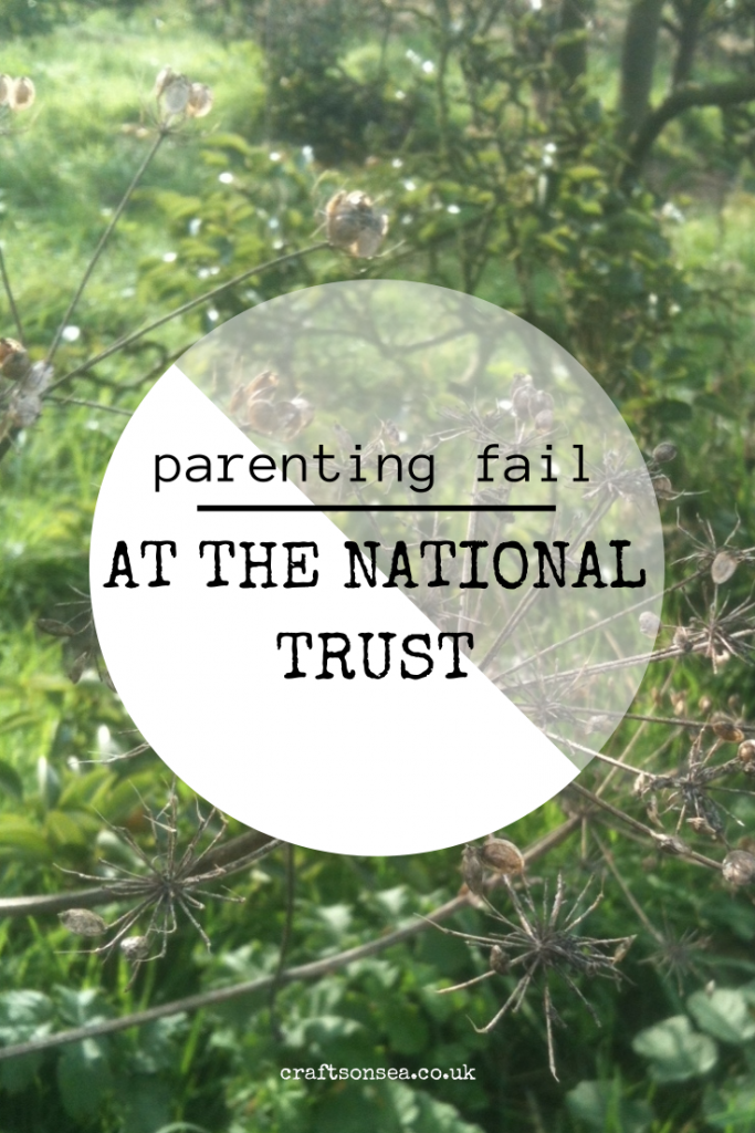 parenting fail at the National Trust