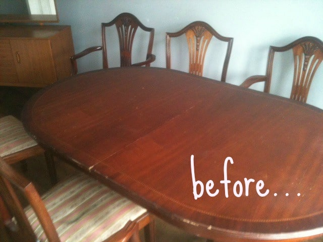 Dining Table Table 25