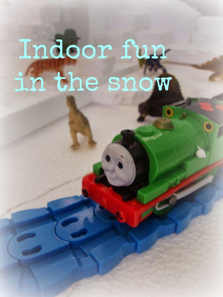 Thomas the Tank Engine Snow Game
