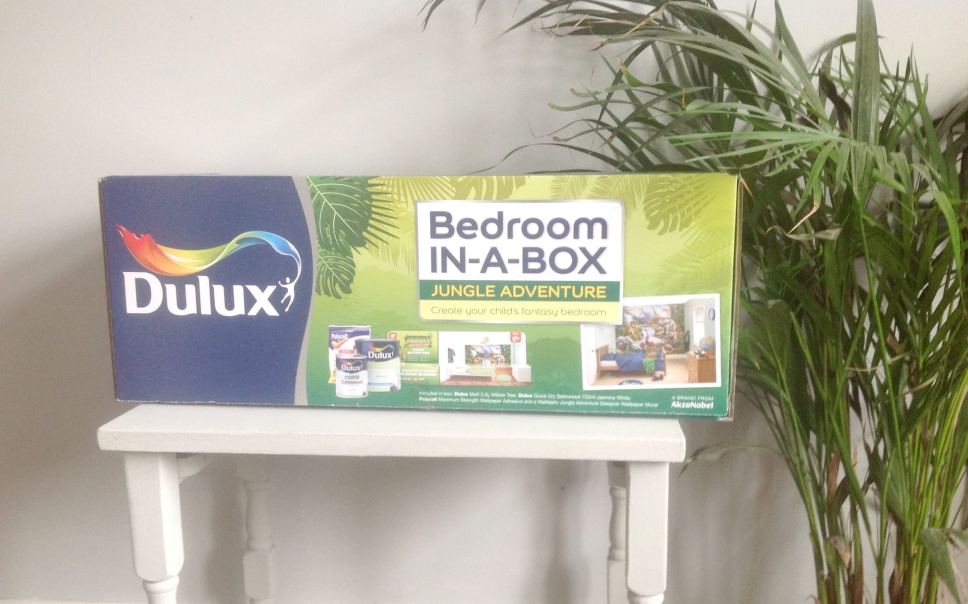 dulux bedroom in a box crafts on sea