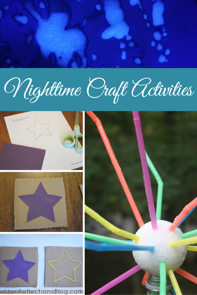 nighttime craft activities
