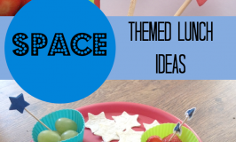 space themed lunch ideas