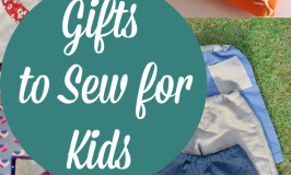 Gifts to Sew for Kids