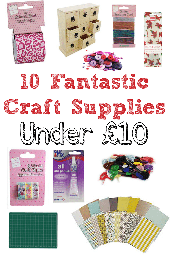 10 fantastic craft supplies under 10 crafts on sea On craft stores online cheap