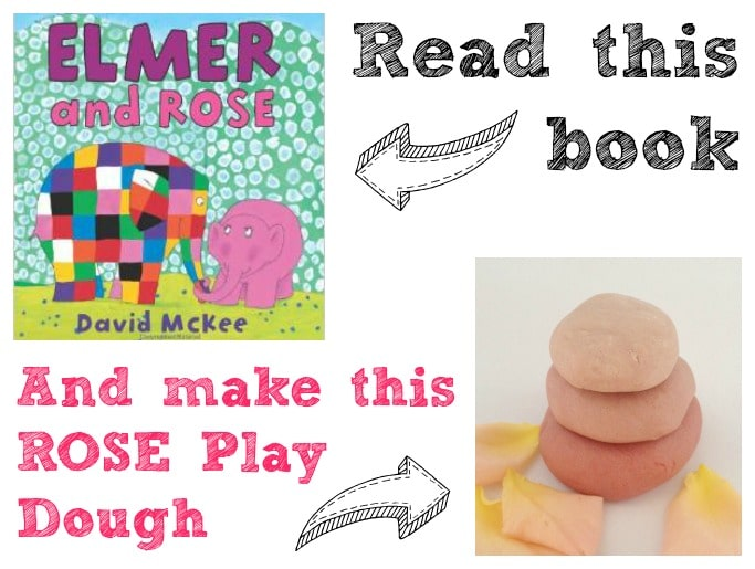 Elmer and Rose Activity