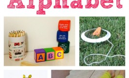 Fun ways to teach the alphabet