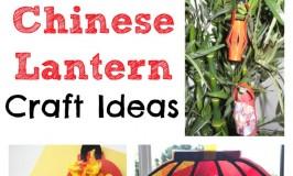 Chinese lantern craft ideas