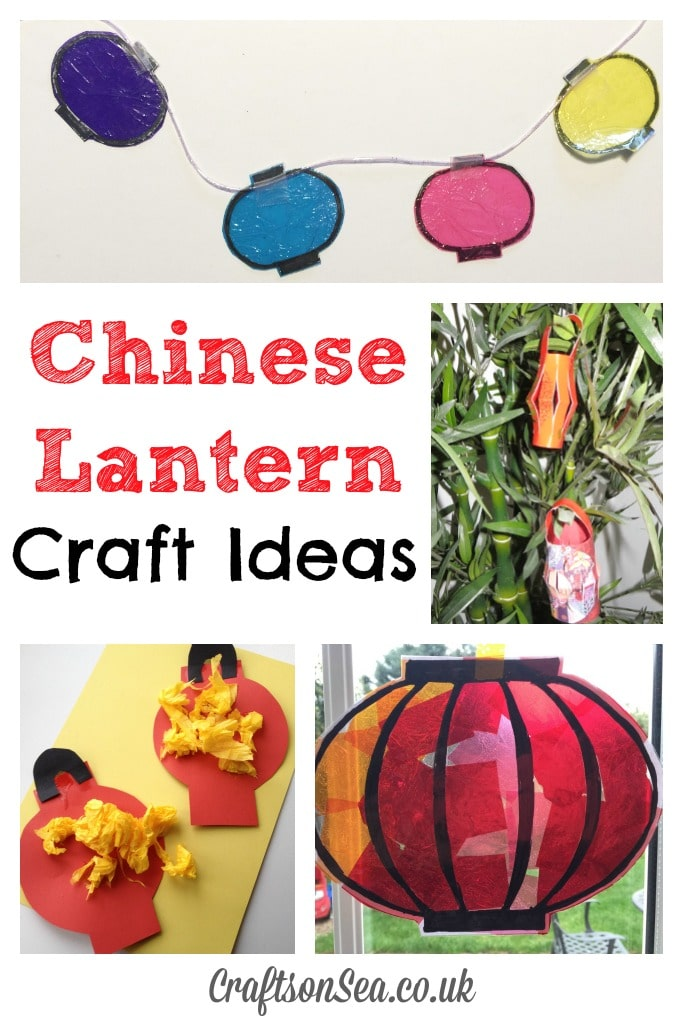 Chinese lantern craft ideas