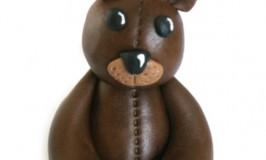 teddy bear topper tutorial