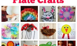 20 Spring Paper Plate Crafts