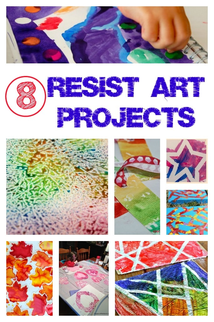 Resist Art Projects