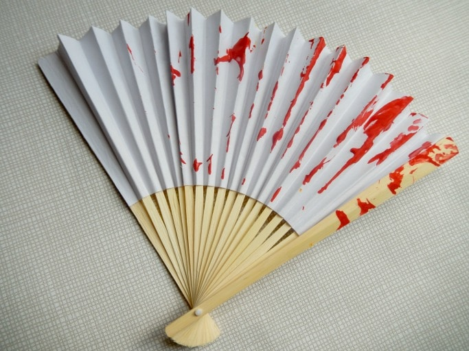 chinese fan craft for kids