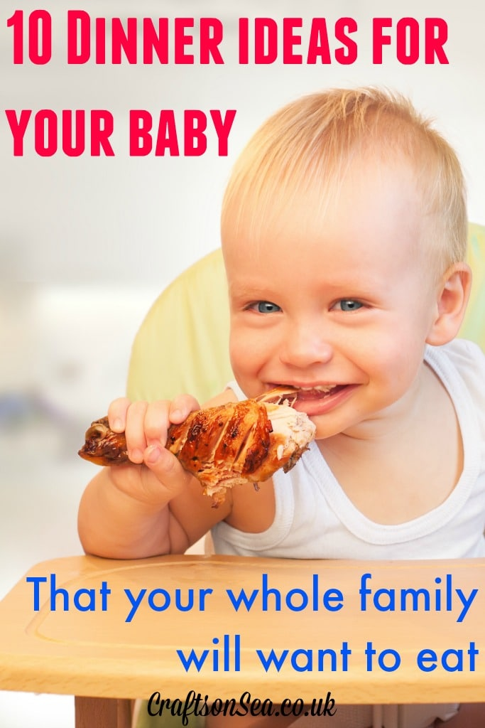 10 Baby Led Weaning Dinner Ideas Your Whole Family Will