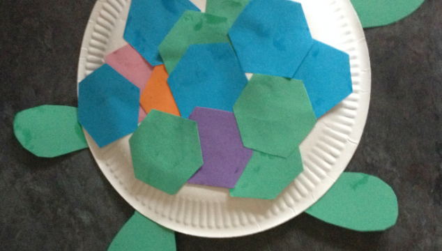 Sea Crafts for Kids Sea Turtle Paper Plate Craft