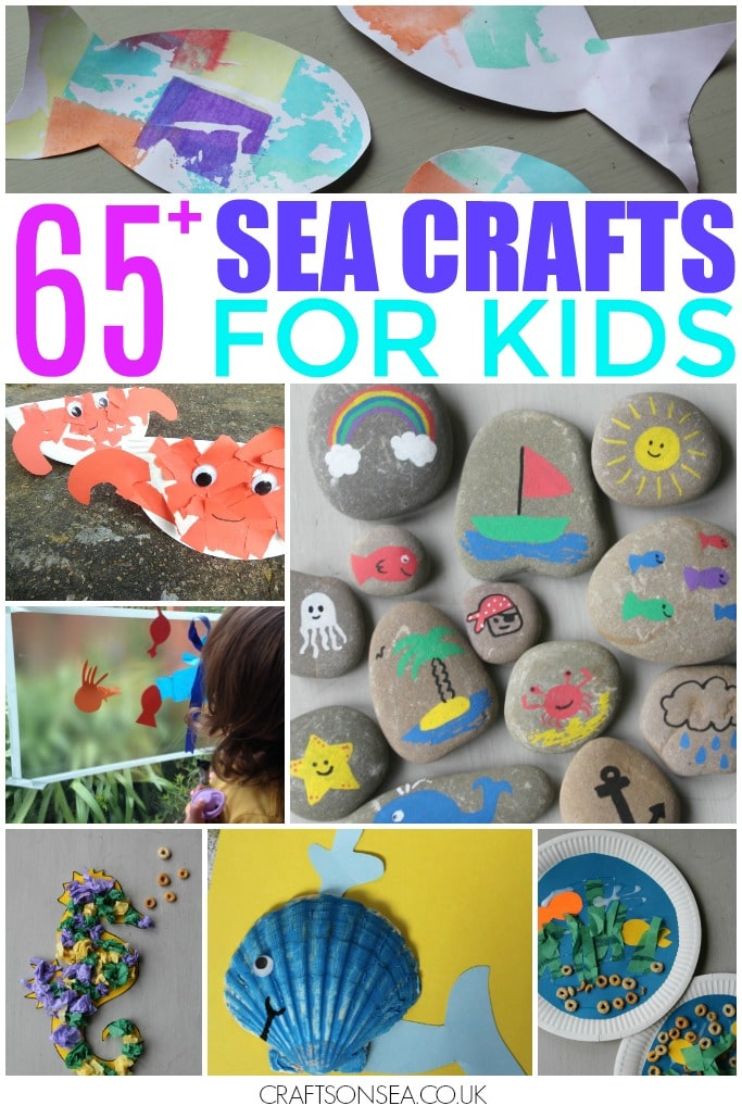 Sea Crafts for Kids