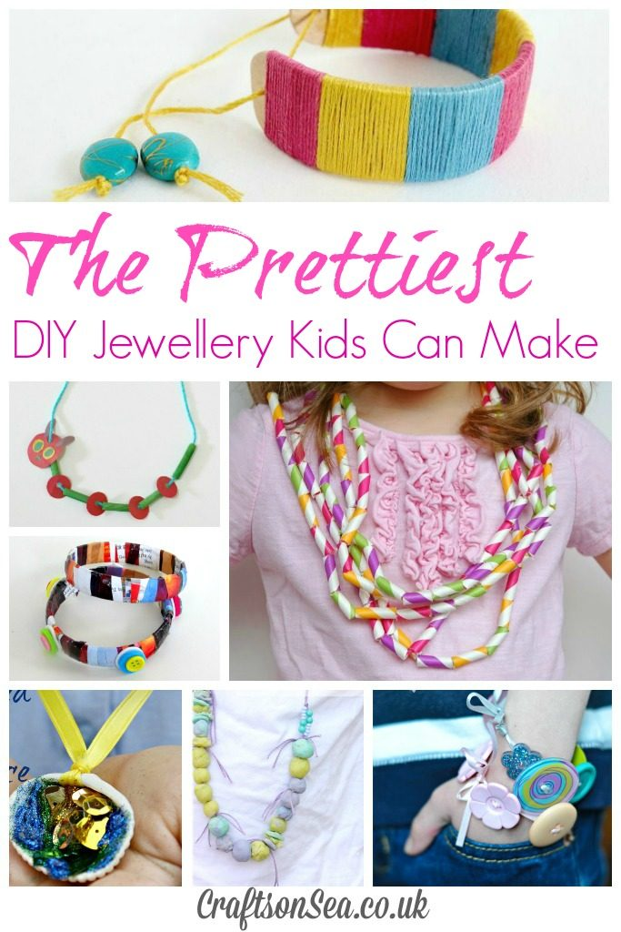 jewellery kids can make