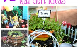 15 Fantastic Fairy Garden Ideas