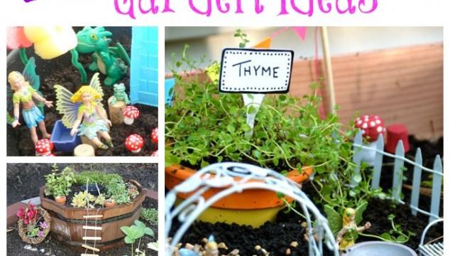 Fantastic Fairy Garden Ideas
