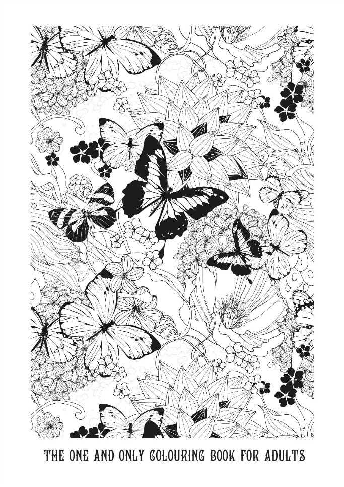 90 Secret Garden Coloring Book Pdf Free Download