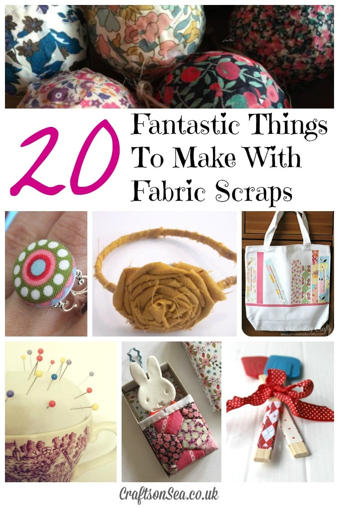 Things To Make With Fabric Scraps