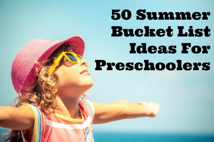 fun activities for preschoolers