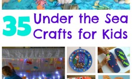 35 Under the Sea Crafts for Kids