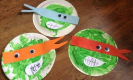 teenage mutant ninja turtles craft ideas