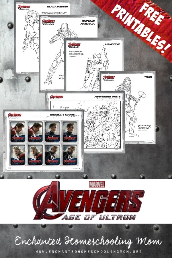 Free-Avengers-Age-of-Ultron-Coloring-Pages