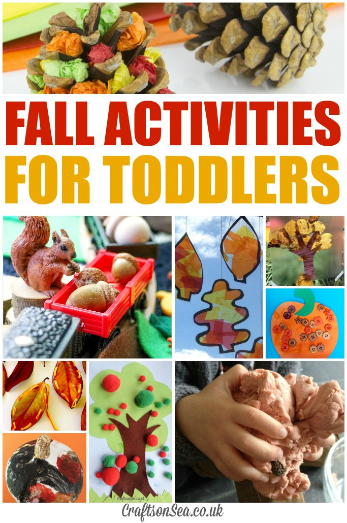 Button pumpkin and fall activities for toddlers crafts for Fall craft ideas for toddlers
