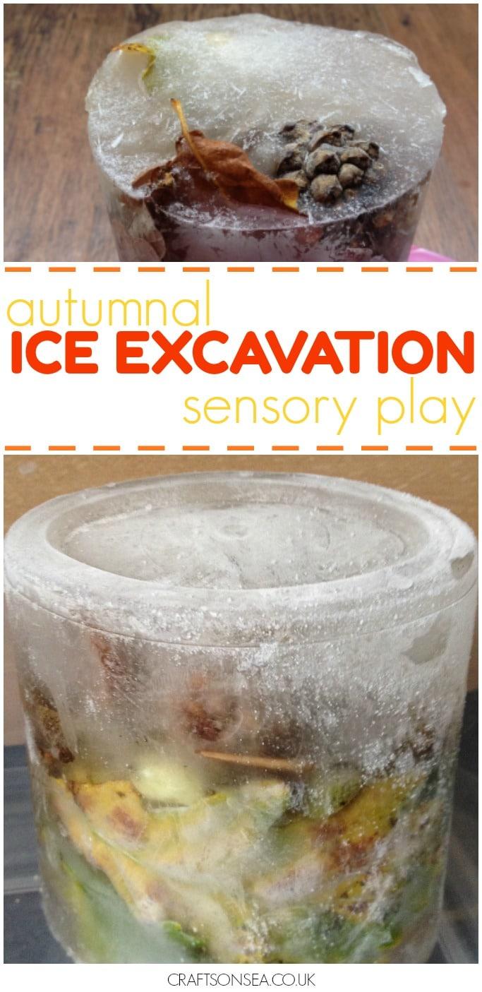 autumn themed sensory play ideas