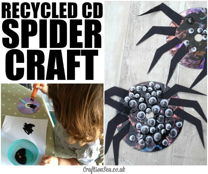 CD SPIDERS CRAFT