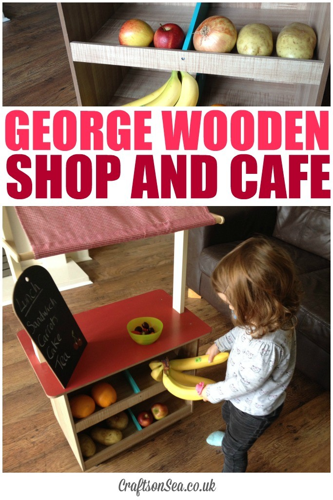 George Wooden Shop and Cafe Review