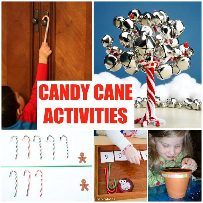 CANDY CANE ACTIVITIES