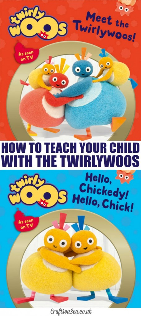 how to teach your child with the twirlywoos