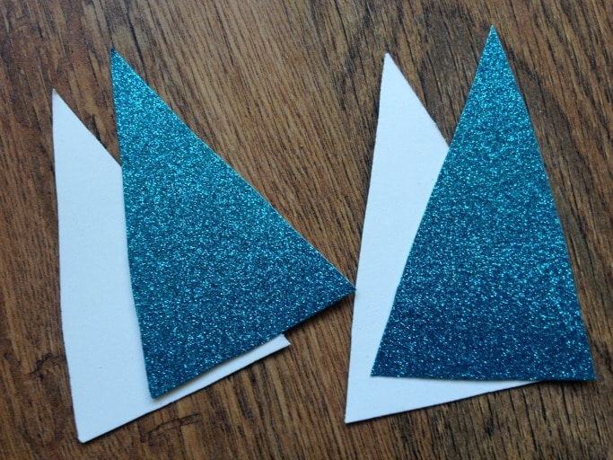 winter tree kids craft