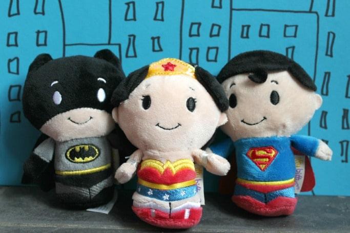 batman vs superman itty bittys