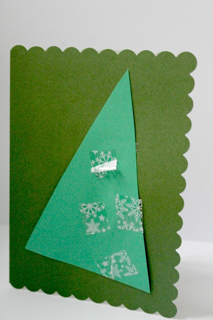 Easy Christmas Cards Kids Can Make - Crafts on Sea