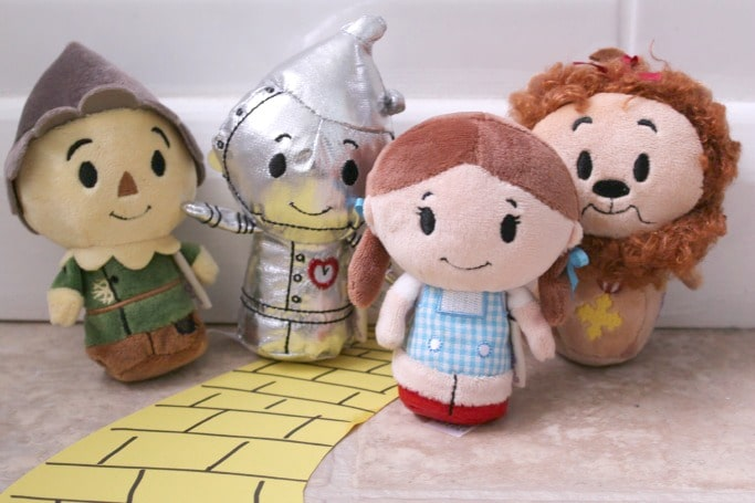 wizard of oz itty bittys
