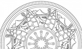 Free Mandala Colouring Pages for Adults