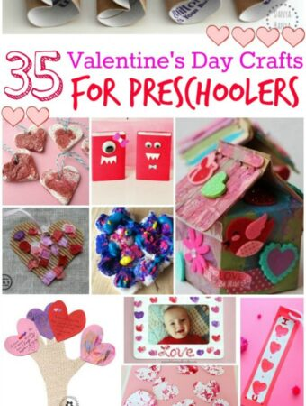valentines crafts for preschoolers easy and cute heart crafts