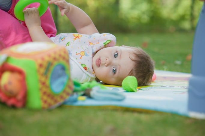 visual stimulation for babies fun activities