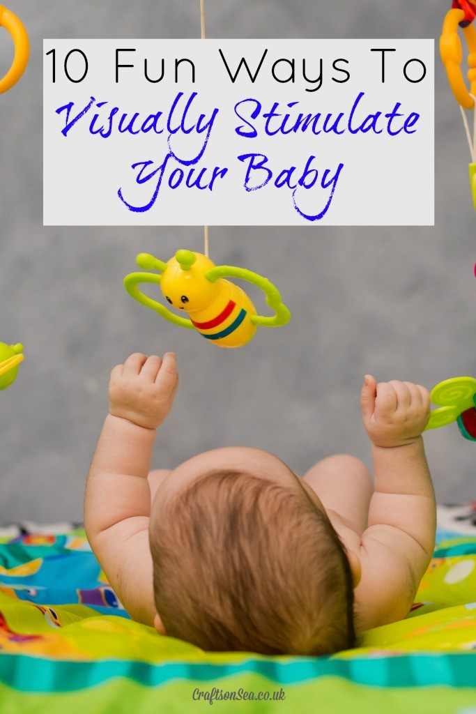 Stimulating Toys For Toddlers : Fun ways to visually stimulate your baby crafts on sea