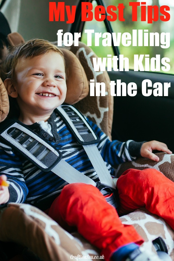 Tips for Travelling with Kids in the Car