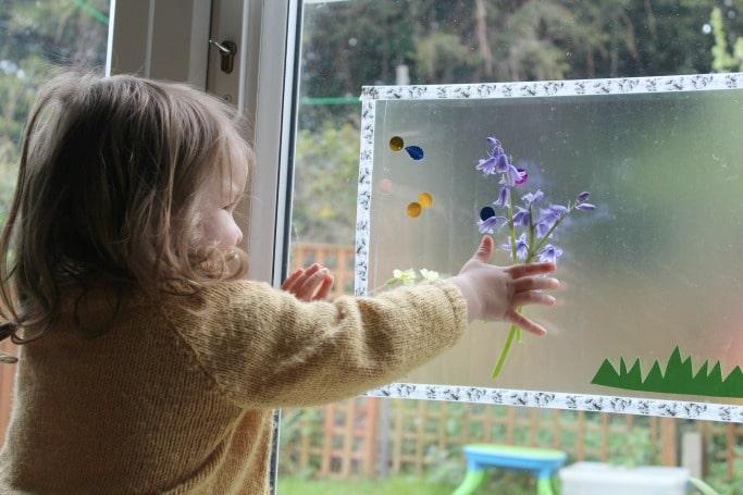 flower garden activity for preschoolers