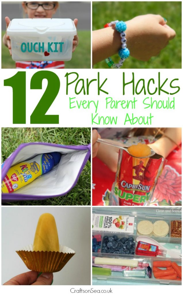 park hacks every parent should know about