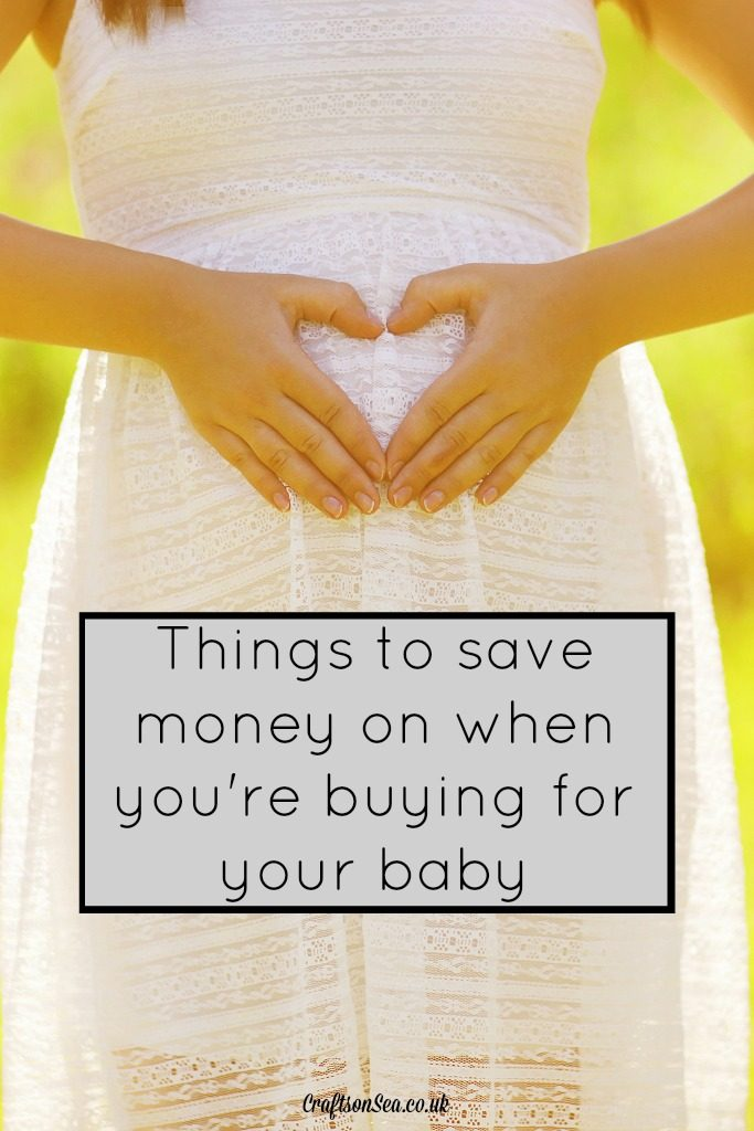 things to save money on when buying for your baby