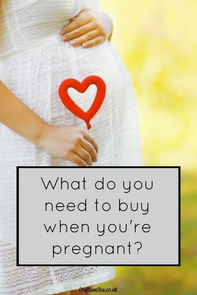 what do you need to buy when youre pregnant