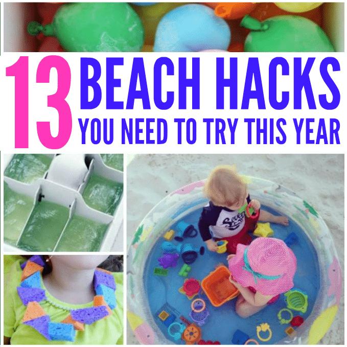 beach hacks fb