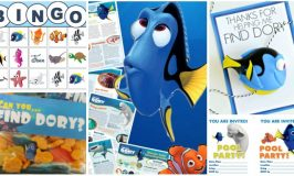 30+ Fintastic Finding Dory Printables