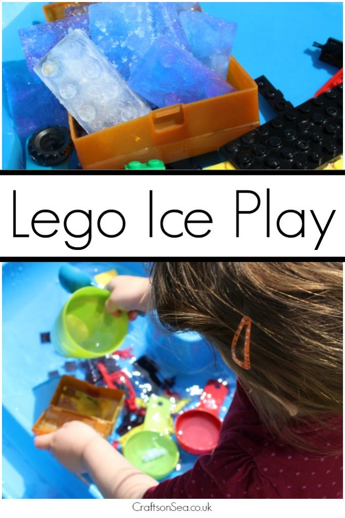 lego ice play